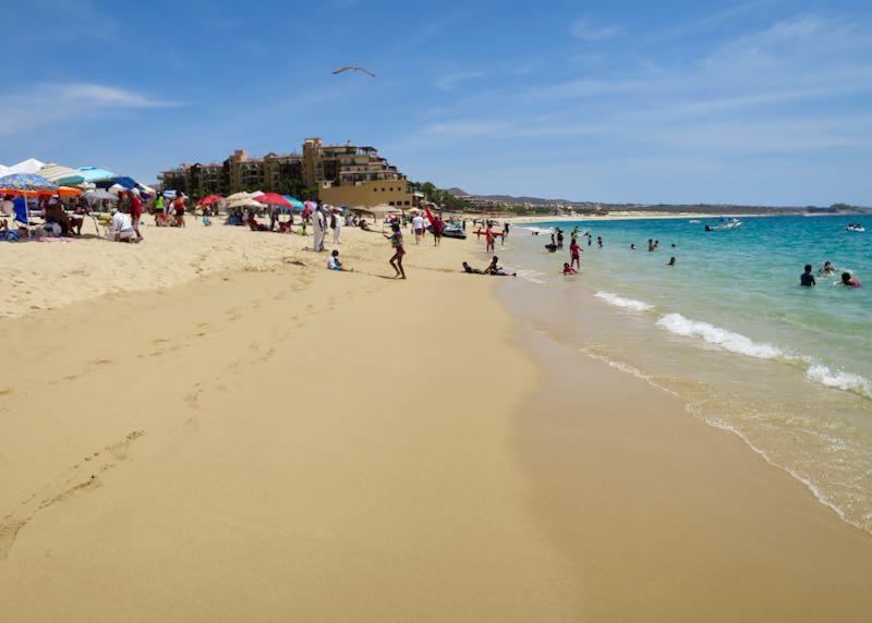 Cabo San Lucas Beach.
