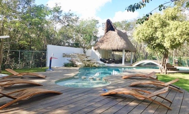 Tulum Family Hotels: Coco Village