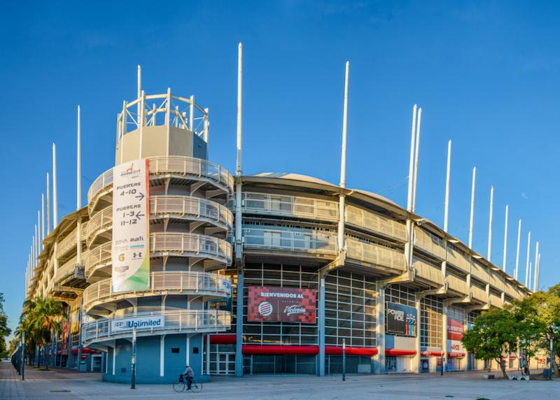 football stadium Victoria