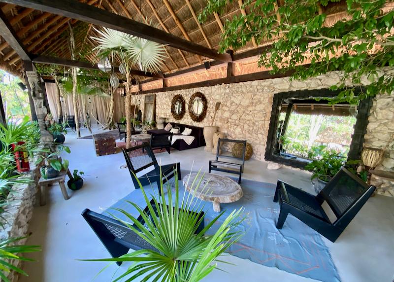 stylish lounge