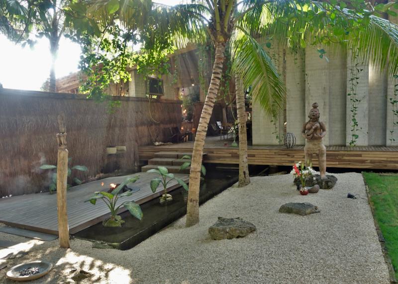 wellness center spa exterior