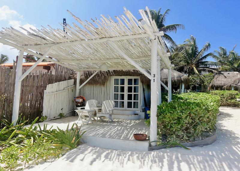 accommodation at beach