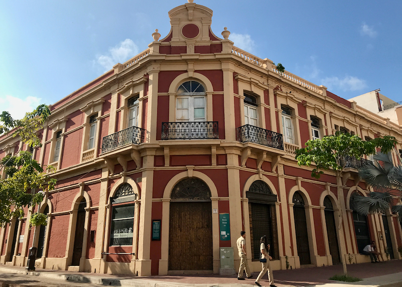 historical building downtown