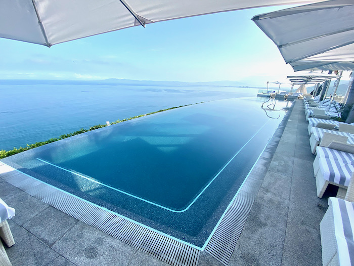 Best hotel and pool with view in PV